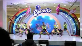 Campina Concerto My Music My Dance 2012 - Juara 2 Yogya Thumbnail