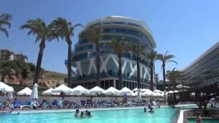 Молодёжный отель Vikingen Infinity Resort & Spa   в Турции(, 2015-09-01T11:37:33.000Z)