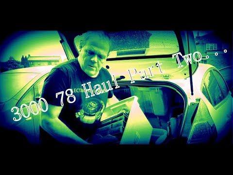 The Three Thousand + 78 rpm Shellac Haul - Part 2