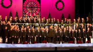 O Come O Come Emmanuel performed by The Vocal Majority Chorus