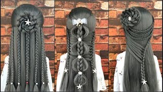 30 Amazing Hair Transformations | Beautiful Hairstyles Tutorials | Best Hairstyles for Girls Part 1