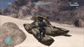 Halo 3 - Time Travel + Light Bridge On The Ark (REVISITED)
