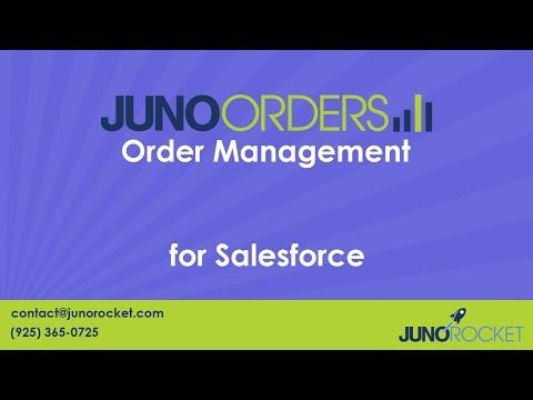 Order Management For Salesforce