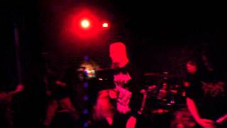 "Suffocation ""Mass Obliteration"" live at The Shelter, 4-7-2013"
