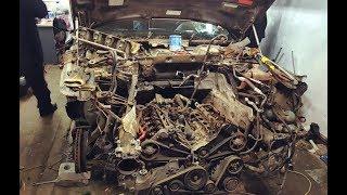 Вот Такой  V8 Long  За 120.000 Рублей. Эпизод 6. Жить Будет!