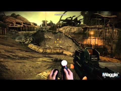 iWatch | Killzone 3 (Single Player Preview Demo) PlayStation Move Analysis