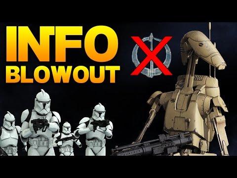 TANKS, CLONES & NO HERO PICK-UPS! - Star Wars Battlefront 2 News