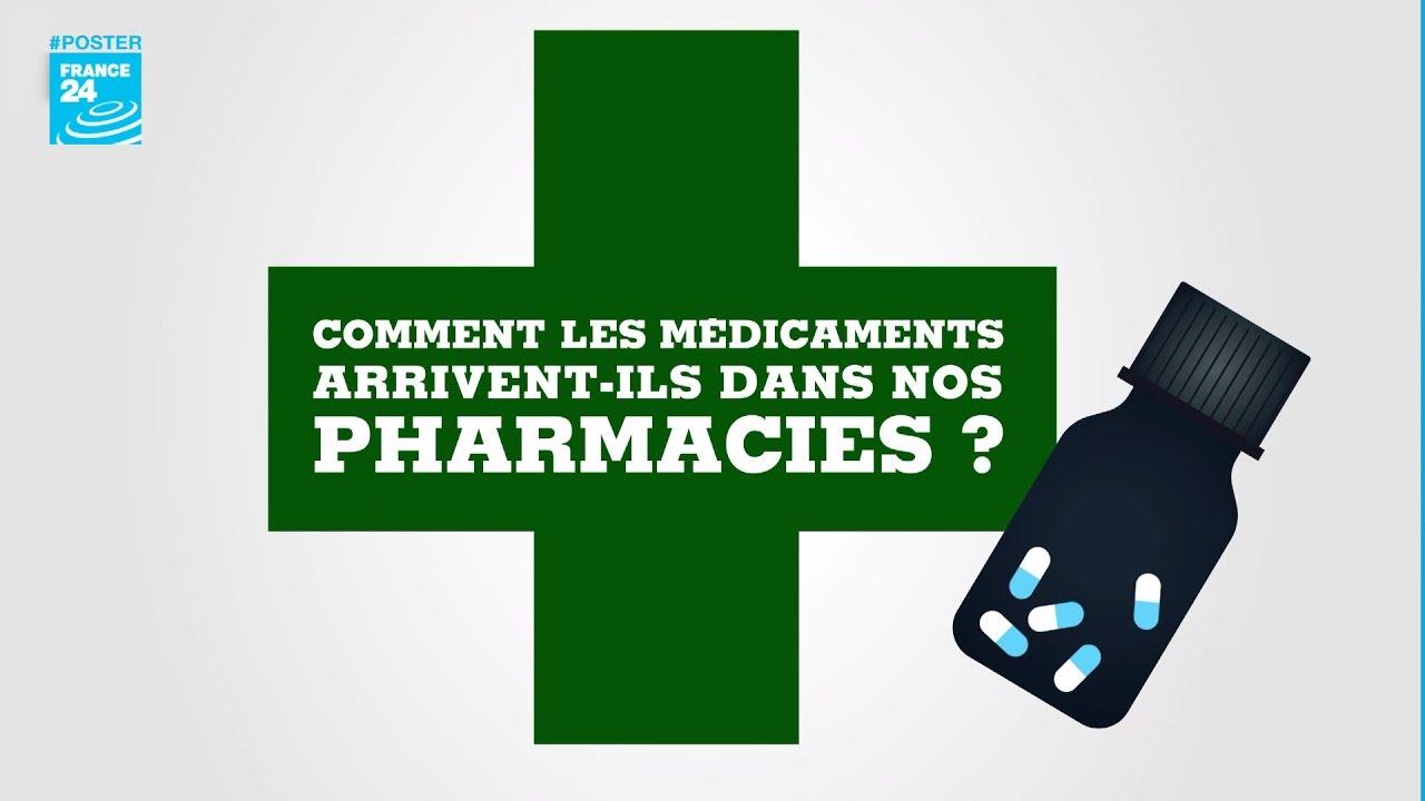 Decouvrez Le Parcours Du Medicament Du Laboratoire A La Pharmacie