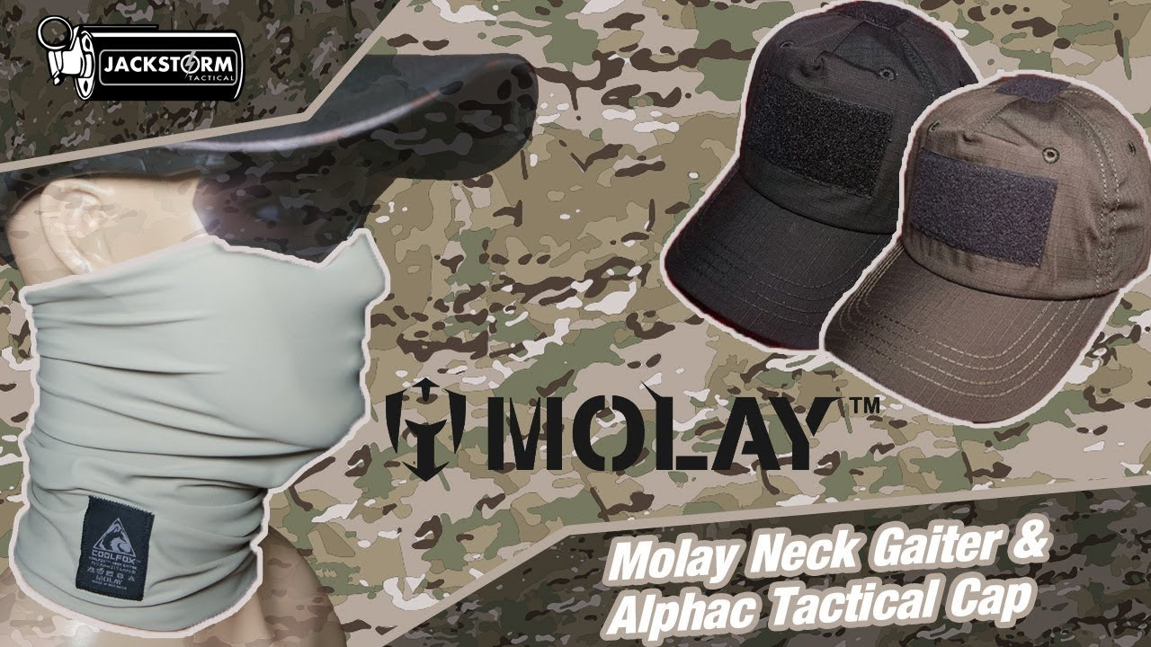Jackstorm Review Molay Neck Gaiter Alpha Tactical Cap Youtube
