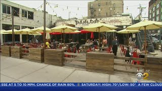 Mayor Lori Lightfoot Announces Reopening Guidelines For Phase 3