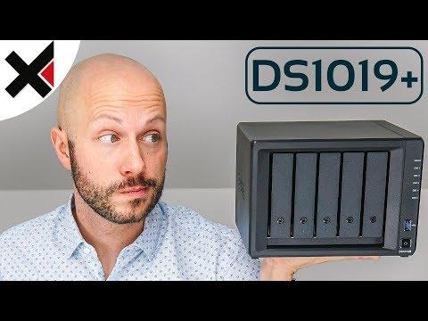 Die neue Synology DiskStation DS1019+ | iDomiX