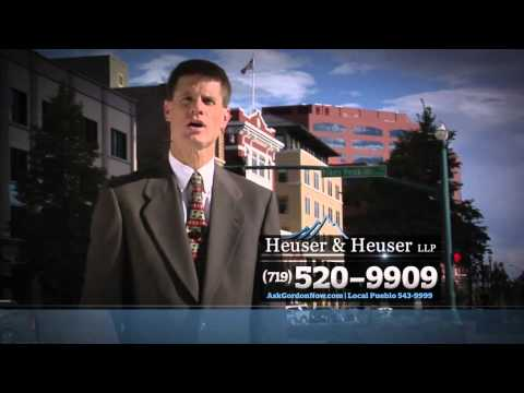 Car Accident Attorney Colorado Springs | Heuser & Heuser | Call Gordon #2