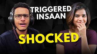 Mind Reading Magic with @Triggered Insaan | Suhani Shah
