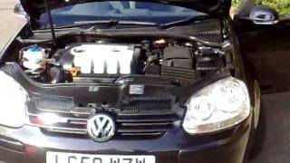 Volkswagen Golf Bluemotion Concept Videos