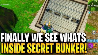 LAMENTATIONS WOODS SECRET BUNKER - PLUS! Saison 6 Fortnite Mise à jour!