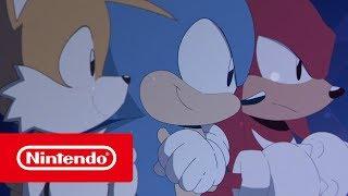 Sonic Mania - Trailer (Nintendo Switch)