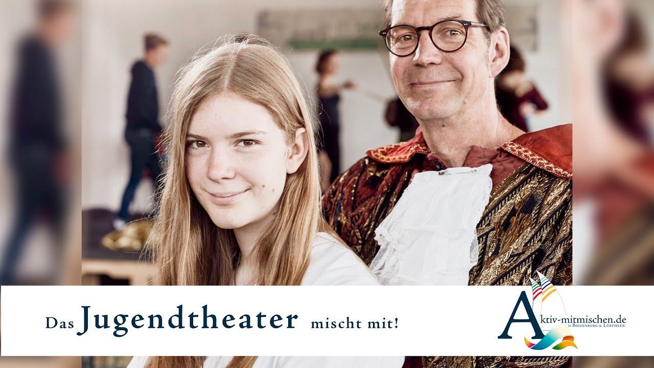 Das Elbkahnjugendtheater mischt mit. Aktiv mitmischen! In Boizenburg und Lübtheen.