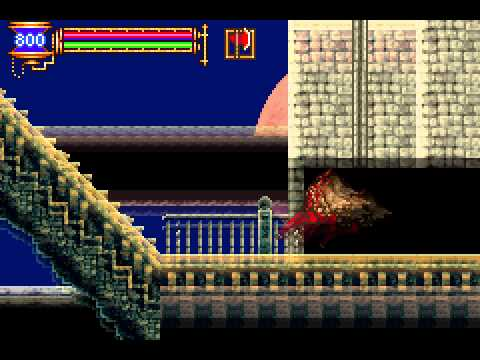 "[TAS] [Obsoleted] GBA Castlevania: Aria Of Sorrow ""Julius Mode"" By Zggzdydp In 04:51.98"