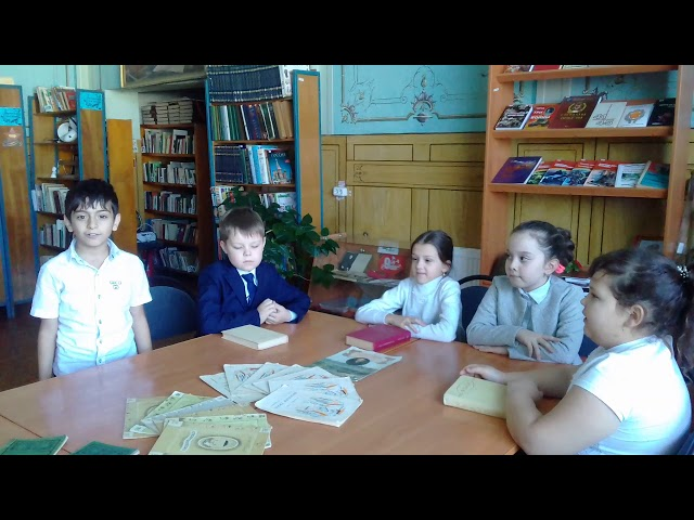 Изображение предпросмотра прочтения – ГригорийАветисян читает произведение «Снежок» Ф.И.Тютчева