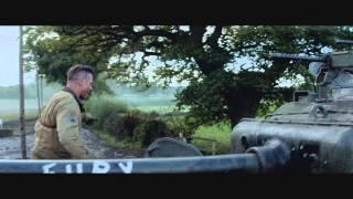 Fury dal 2 Giugno al Cinema - trailer Italiano Ufficiale