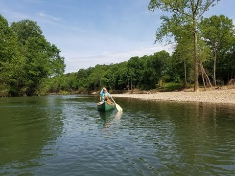 Big Piney River Spring 2017