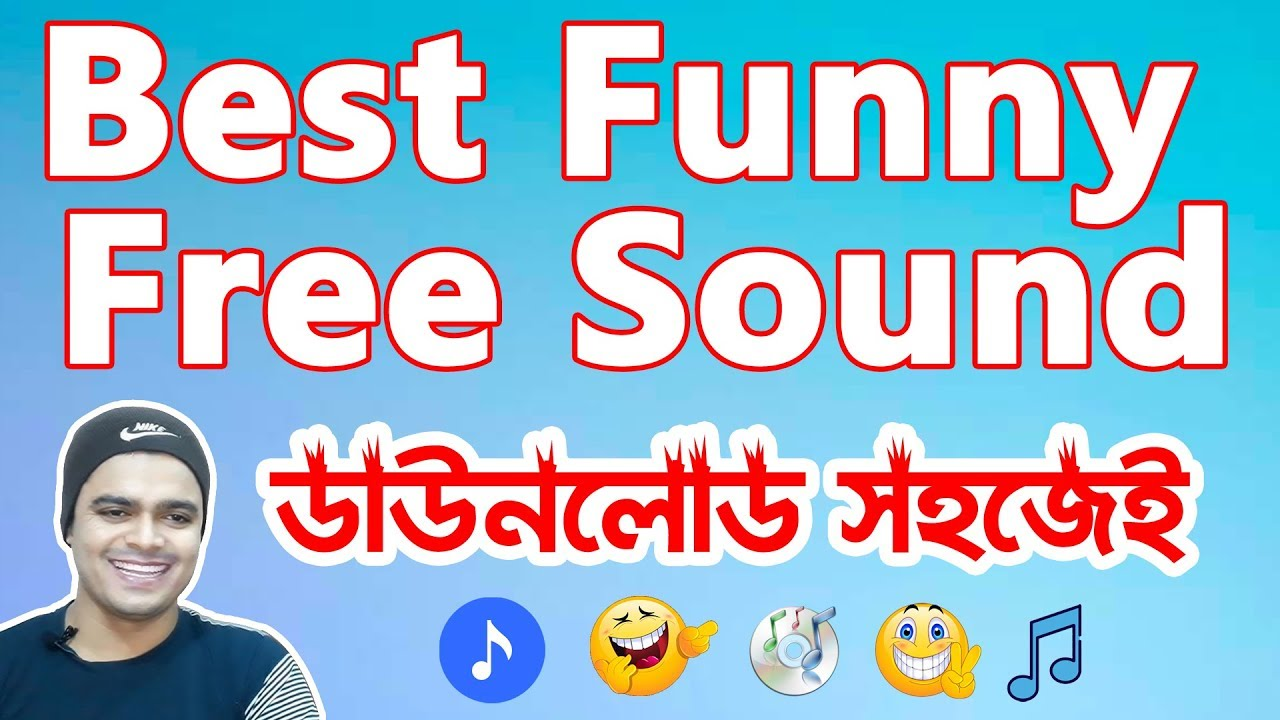 Funny Sound Effects For YouTube Videos | Copyright Free Funny Sound Effects  | Royalty Free Music