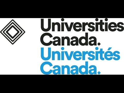 Universités Canada - nouvelle image de marque