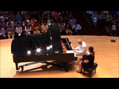 Emile Naoumoff plays Preludes and Fugues by Bach