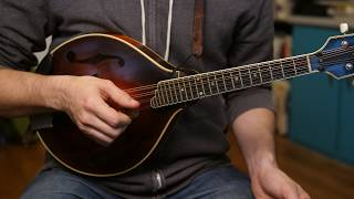 Beginner Mandolin Lessons Series (Part Four): The G Major Scale