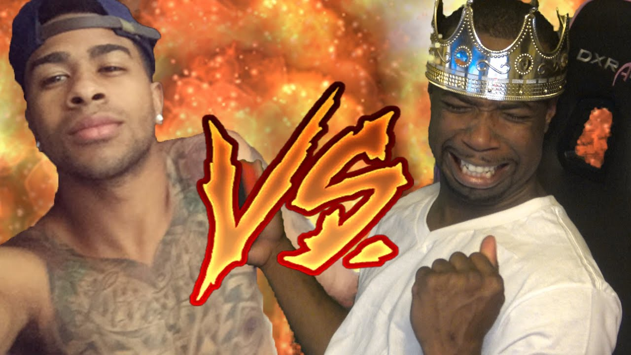 CashNasty Vs PrettyBoyFredo ! Best Put Of 3! I GOT KNOCKED OUT! UFC 2 - YouTube