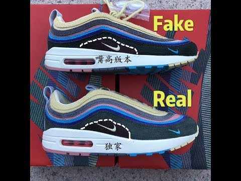 Official Nike Air Max 971 Sean Wotherspoon Shoes Sportswear