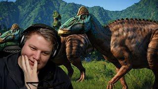 Baixar Vegan ist SCHLECHT 🎮 Jurassic World Evolution #9