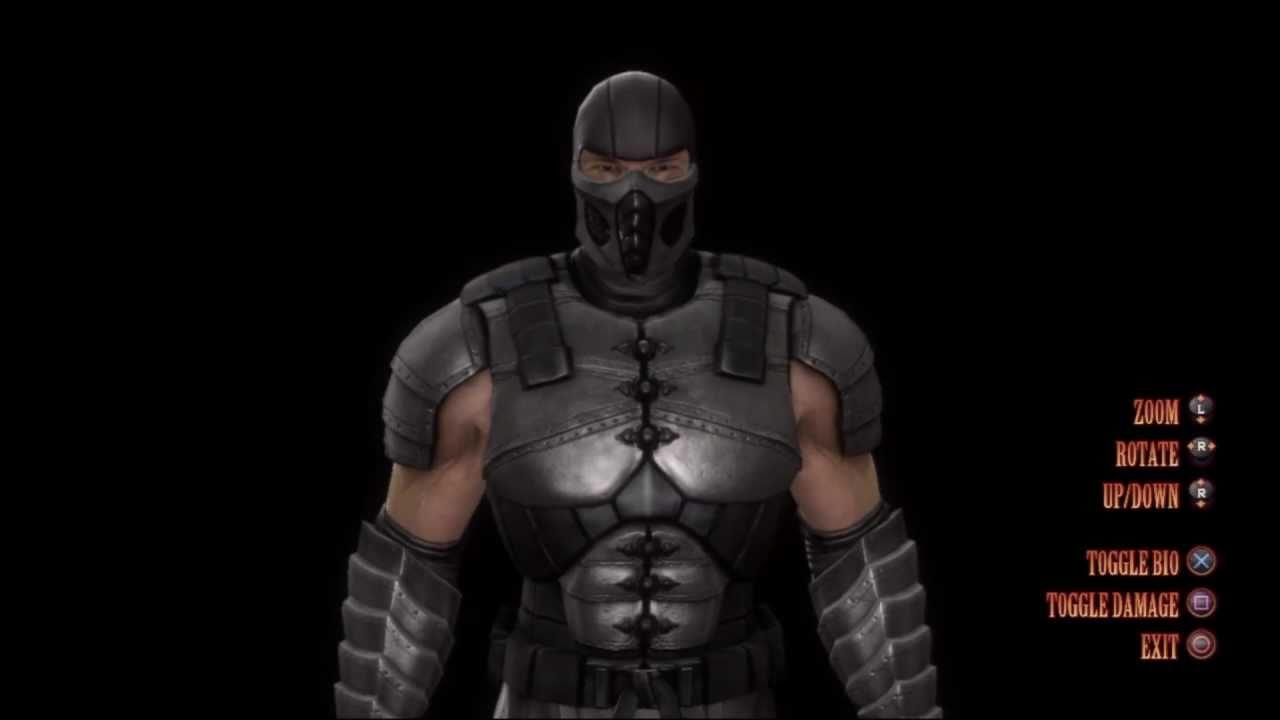 mortal kombat 9 smoke alt costume bio - Mortal Kombat Smoke Halloween Costume