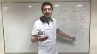 Arapçada mazi/ muzari/ emir fiiller