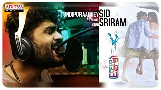 Download lagu Undiporaadhey Lyrical || Hushaaru Songs || Sree Harsha Konuganti || Sid Sriram || Radhan