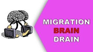 Qualified version of migration brain drain