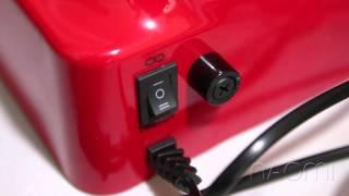 УФ лампа LV828 обзор