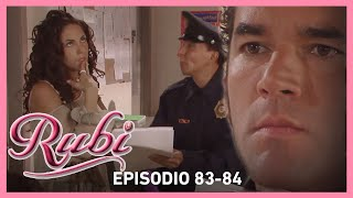 Rubí: Alejandro mete a Rubí a la cárcel por la muerte de Sonia | Capítulo 83-84