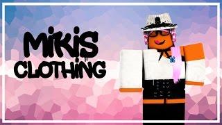 Shopping at Miki's Clothing!   ROBLOX   TheKittyROBLOX  