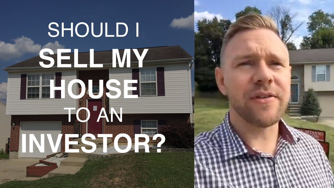 Should I Sell To An Investor Or List My House With A Realtor?