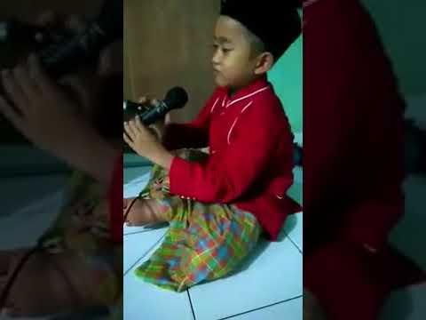 Anak Kecil QORI Suara Merdu berkualitas K.H. Muamar Z.A