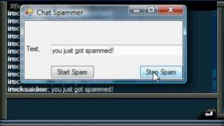 spammer made in vb 2008