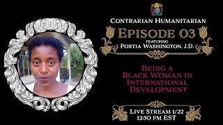 CH LIVE 03: Being a Black Woman in International Development