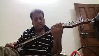 Koi Roko Na Deewane Ko guitar lead