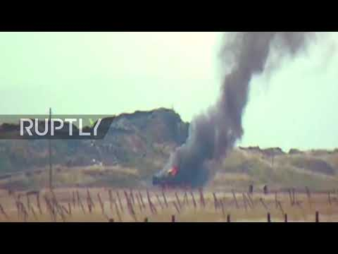 Armenia publishes video of alleged destruction of Azerbaijan