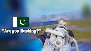 Full Pakistani Squad + Izzo In PUBG Mobile!