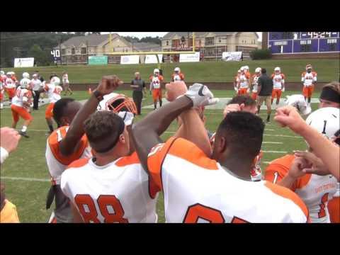 East Central Football: Henderson Trailer 2016