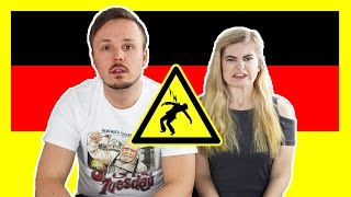 An American's Weirdest CULTURE SHOCKS In GERMANY ⚡ Get Germanized