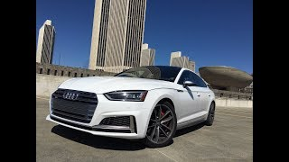 Audi S5 Sportback 2018 | Full Review | with Steve Hammes | TestDriveNow