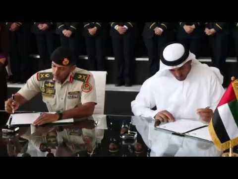 ETIHAD AIRWAYS SIGNS MEMORANDUM OF UNDERSTANDING WITH THE NATIONAL SERVICE AND RESERVE AUTHORITY